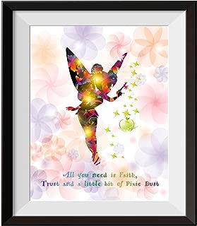 Best tinkerbell canvas print Reviews