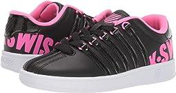 Black/Neon Pink