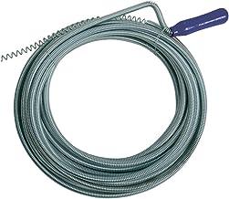 Silverline - Varilla para limpiar drenajes (10 m)