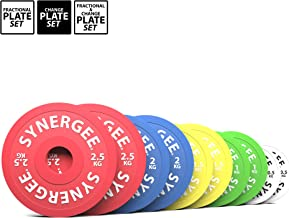 2.5 kg bumper plates