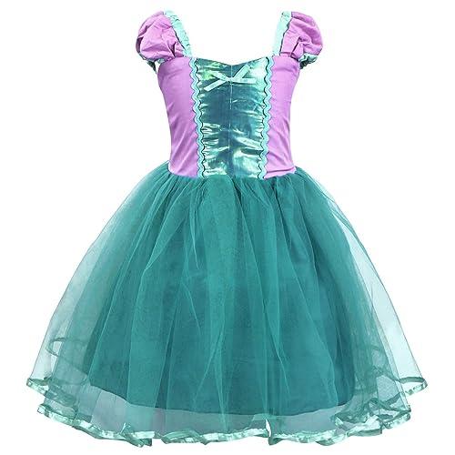 6e963751ce97 Cotrio Princess Cinderella/Mermaid/Rapunzel/Aurora/Belle Dress Up Costume  for Baby