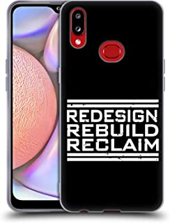 Official WWE Redesign, Rebuild, Reclaim Seth Rollins Soft Gel Case Compatible for Samsung Galaxy A10s (2019)