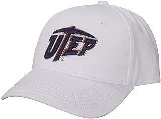 NCAA Texas El Paso Miners Adult Unisex Structured Epic Cap  Adjustable Size