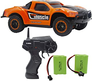 Sponsored Ad - Blomiky 4WD 9MPH High Speed Racing RC Car 1/43 Scale 2.4GHz 4WD Electric Mini Remote Control Truck Vehicle ...