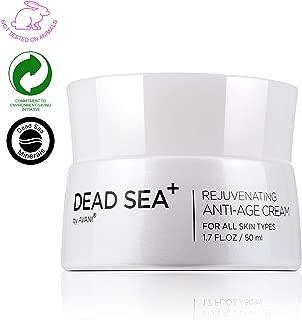 Dead Sea+ by AVANI Rejuvenating Anti-Age Cream | Collagen Day Cream Anti Aging | All Natural Plant Extracts and Vitamins - 1.7 fl. oz
