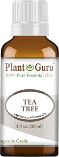 Tea Tree Essential Oil 30 ml. / 1 oz. 100% Pure Undiluted Therapeutic Grade Extract of Melaleuca Alternifolia for Skin, Bo...