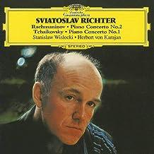 Rachmaninov Pno Cto No.2 Tchaikovsky Pno Cto No.1