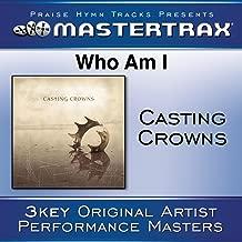 who am i performance track