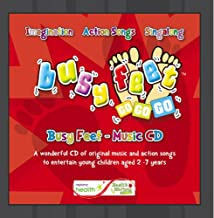 busy feet music cd