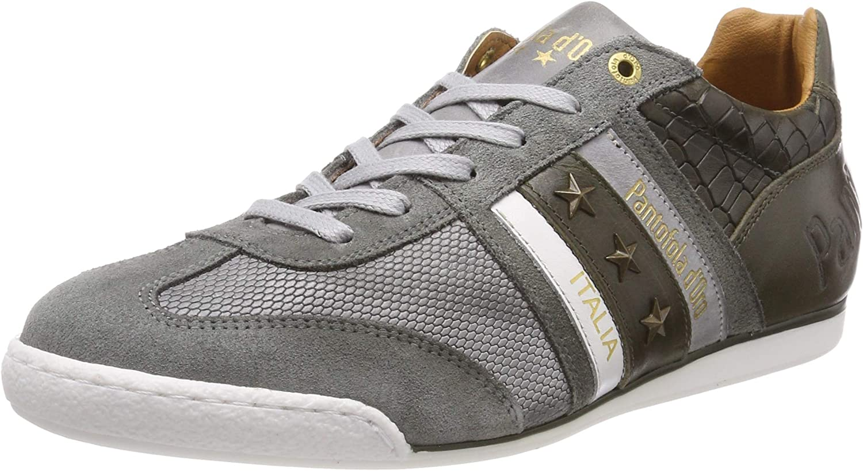 Pantofola d'gold Men's's Imola Crocco men Low Top Sneakers