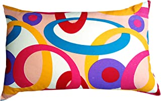 "Ozone Mattress-Organic Silk Cotton/kapok/Ilavam Panju/Semal Classic Pillow Size: 25"" x 15"" inches.Multicolor."
