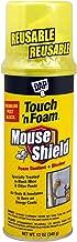 DAP 4001012506 12OZ Mouse Foam Sealant, Cream