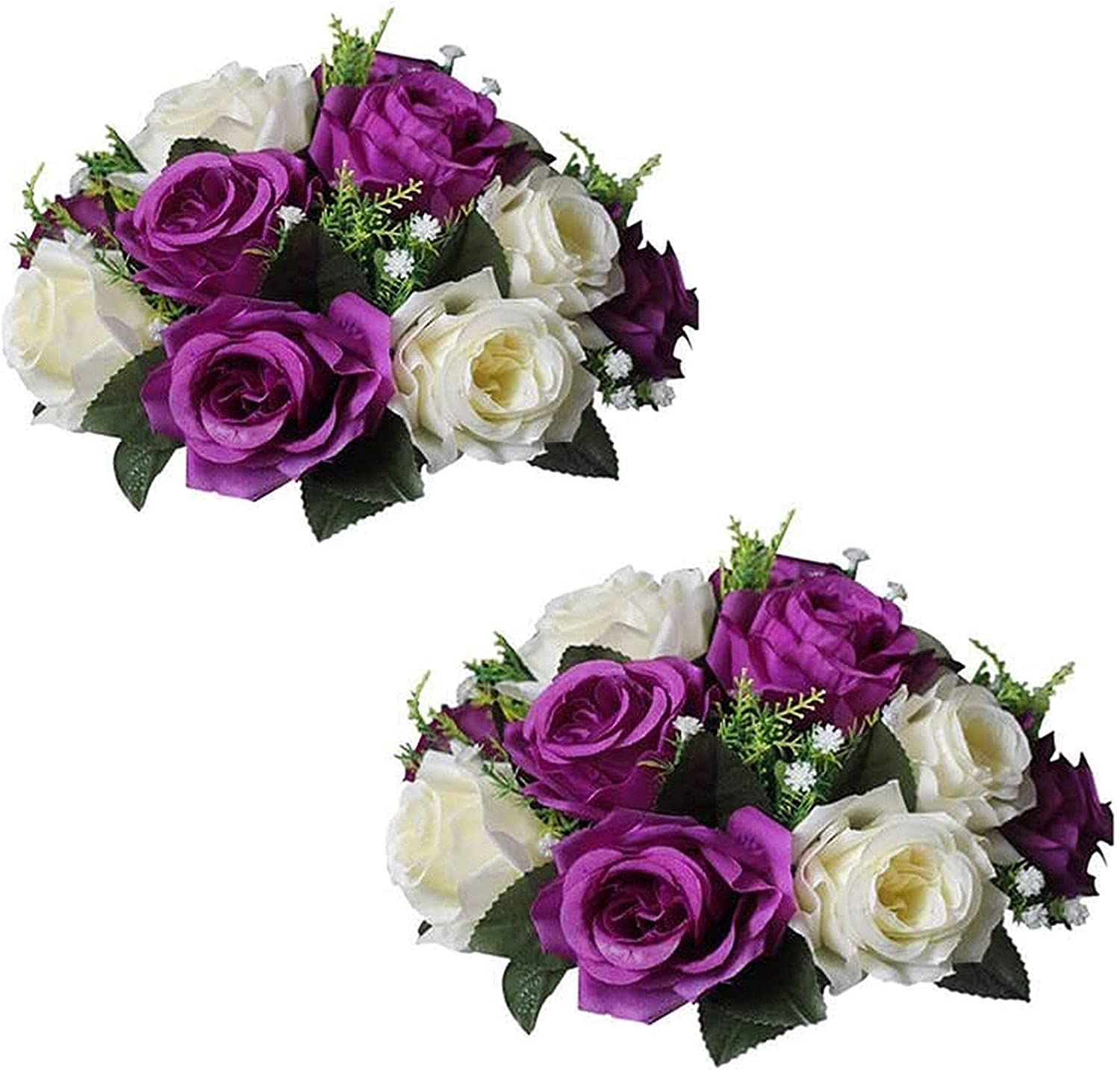 Sziqiqi Faux Silk Rose Flowers Don't miss the campaign Artificial for OFFicial shop Wedding Pa