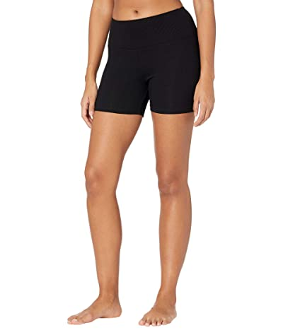 YEAR OF OURS Sleep Shorts (Black) Women