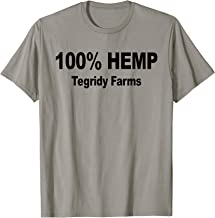 100 hemp t shirts