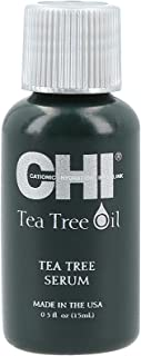 Tea Tree Oil by CHI for Unisex - 0.5 oz Serum