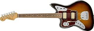 Fender Kurt Cobain Jaguar LH NOS 3 Tone Sunburst Solid-Body Electric Guitar