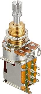 Allparts 500K Push/Push Audio Taper Pot