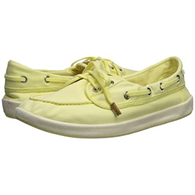 Sperry Drift Hale (Wax Yellow) Women