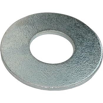 Rondelle SECCARO pour vis M6 6,4 x 12,0 x 1,6 20 pi/èces DIN 125 // ISO 7089 /& 7090 acier inoxydable V2A VA A2