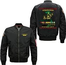 Familyloves WE were The Best America HAD Vietnam Veteran Embroidered Jacket