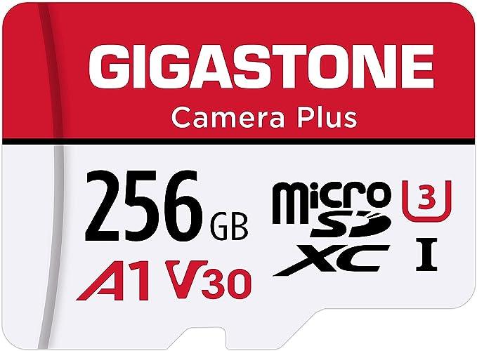 43954 opinioni per Gigastone Micro SD 256 GB, Camera Plus