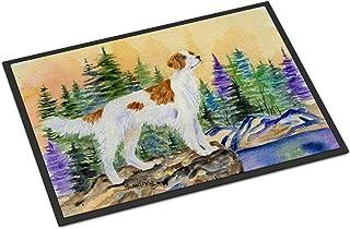 Caroline's Treasures SS8146MAT Setter Indoor Outdoor Mat 18x27 Doormat, 18H X 27W, Multicolor