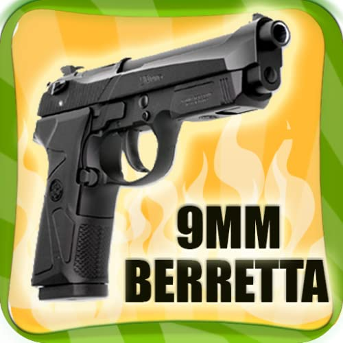 Pistolets 9mm Berreta: Gun