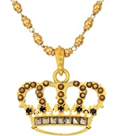 Dolce & Gabbana - Crown Necklace