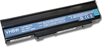 vhbw Akku passend f r Acer Extensa 5235 5235G 5635G 5635Z 5635Z-422G16Mn Laptop Notebook Li-Ion 4400mAh 11 1V 48 84Wh schwarz Schätzpreis : 36,22 €