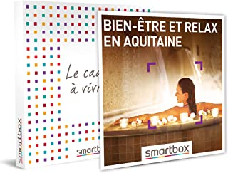 SMARTBOX - coffret cadeau couple - Bien-être et relax en Aquitaine - idée cadeau originale - 1 séance de bien-être en Aqui...