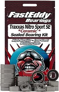 Traxxas Nitro Sport SE Ceramic Rubber Sealed Ball Bearing Kit for RC Cars