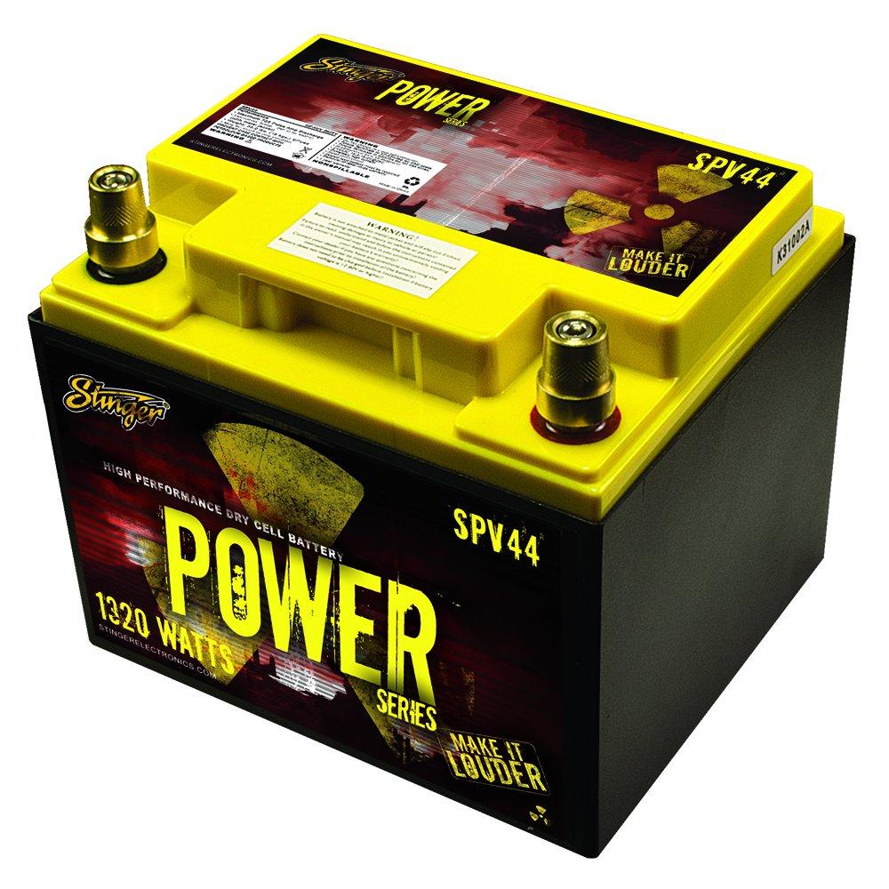 Stinger SPV44 660 Amp Protective 1320 Watt