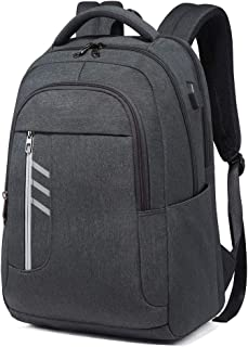 DC.meilun Laptop Backpack, Lightweight Business Travel Rucksack for 17 inch computer, Anti-theft Water-proof College Daypa...