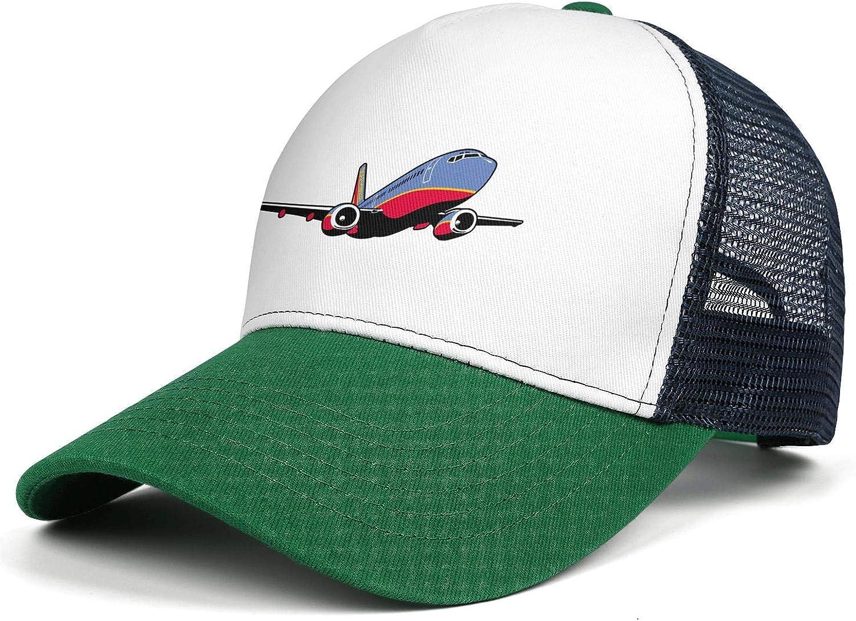 Womens Mens 2021new shipping free shipping Southwest-Airlines-Company- Snapback Du El Paso Mall Cap Baseball