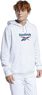 Reebok Classic Foundation Vector Hoodie Men's Hoodie White Mottled