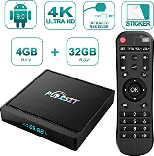Android 9.0 TV Box 4GB RAM 32GB ROM X96 Mini Pro Android TV Box with Amlogic S905X2 Dual WiFi 2.4G/5G 4K/HD 3D BT4.0 USB 3.0 Smart TV Box by puersit