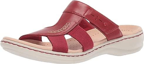CLARKS Women's, Leisa Emily Slide Sandals