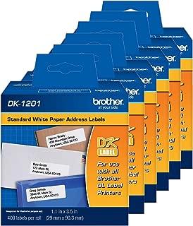 Best standard address label size Reviews