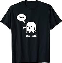 I Hate Broccoli Shirt, Funny Halloween Ghost Boo