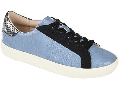 Journee Collection Comfort Foamtm Camila Sneakers (Blue) Women