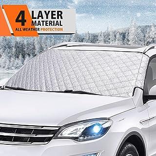 Pare-soleil de pare-brise de voiture rideau pliable de voiture Auto pare-brise pare-soleil Protection UV Protection pare-soleil pour garder votre v/éhicule au frais