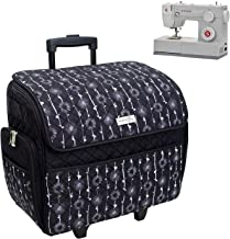 Best sewing case on wheels Reviews