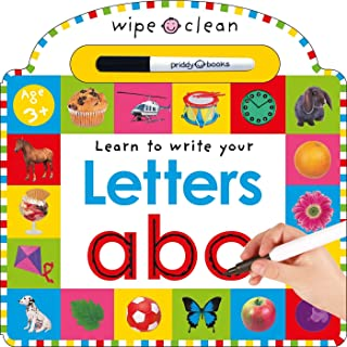 Letters A B C