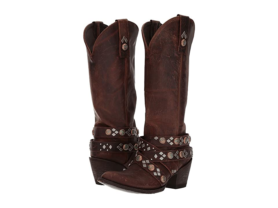Old Gringo Caryl (Rust) Cowboy Boots