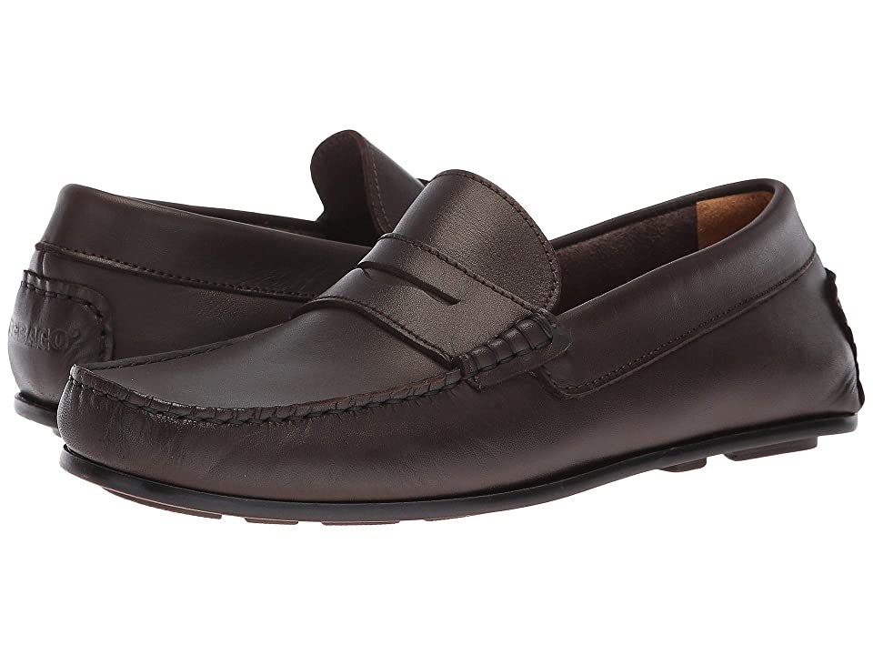 Sebago Tirso Penny (Dark Brown Leather) Men