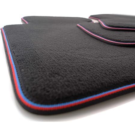Kh Teile Fußmatten E46 3er Velours Automatten Premium M3 Edition 4 Teilig Schwarz Auto