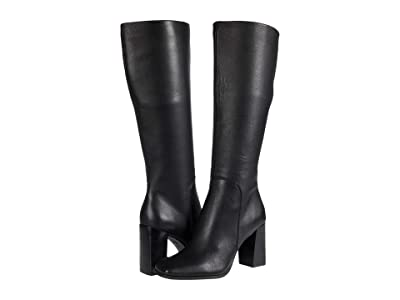 Kenneth Cole New York Jaxon Boot (Black Leather) Women