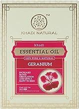 KHADI NATURAL Geranium Essential Oil (10ml)