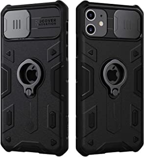 Nillkin iPhone 11 Case, CamShield Armor Case with Slide Camera Cover, PC & TPU Impact-Resistant Bumpers Protective Case wi...